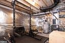 Unfinished Basement Space/Storage - 2612 CROSSVINE DR, DUMFRIES