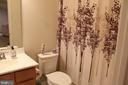 Full bath in basement - 17105 SEA SKIFF WAY, DUMFRIES