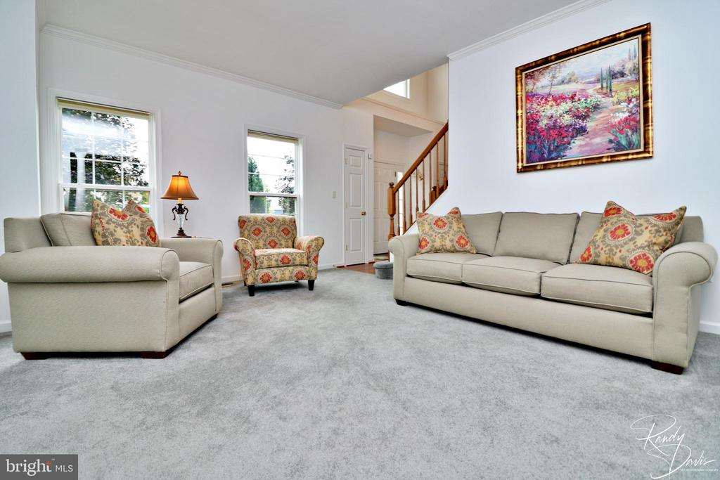 Living Room - 26 STONEWAY CT, CHARLES TOWN