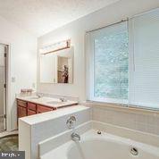 Primary Bathroom view 2 - 11515 BEND BOW DR, FREDERICKSBURG