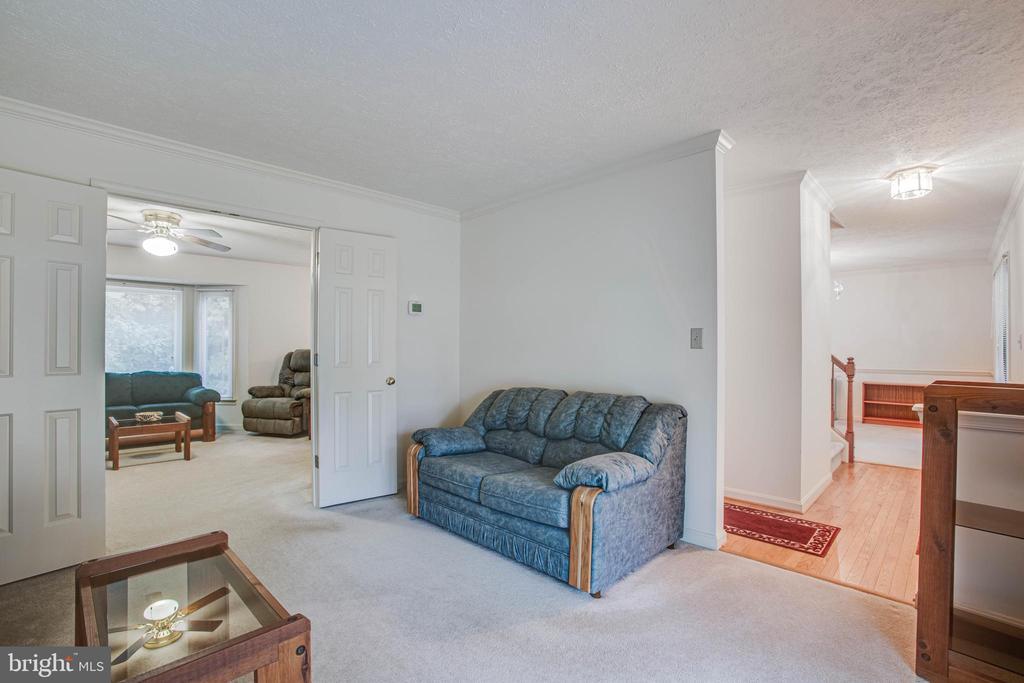 Formal Living Room view 2 - 11515 BEND BOW DR, FREDERICKSBURG