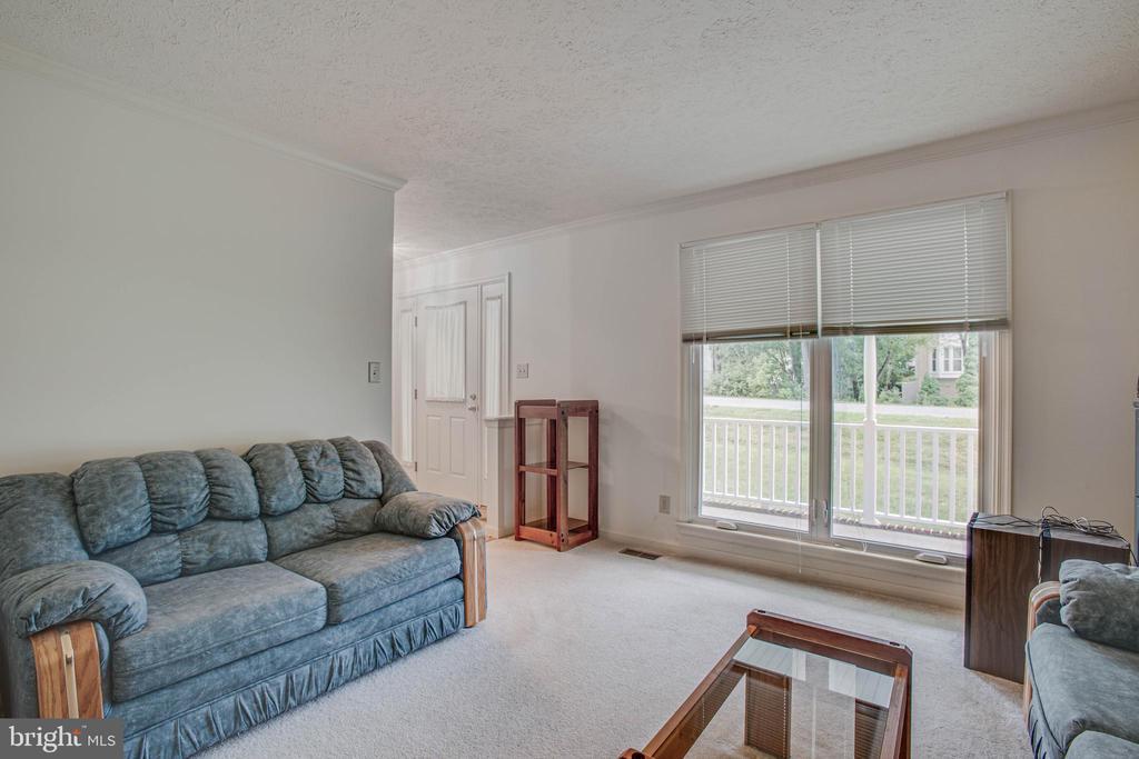 Living Room view 3 - 11515 BEND BOW DR, FREDERICKSBURG