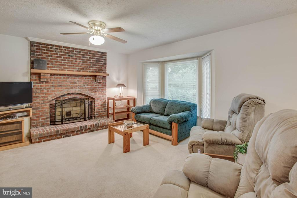 Family Room view 4 - 11515 BEND BOW DR, FREDERICKSBURG