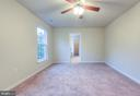 pics similar to house being built - Master Suite - 102 MONROE ST, LOCUST GROVE