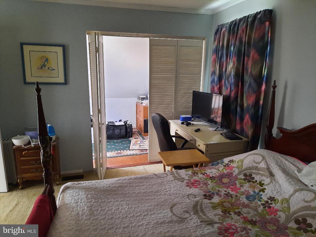 Main Bedroom Upper Level - 21 FENTON WOOD DR, STERLING