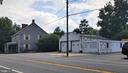 View of Oversized Garage, Large Colonial House - 11020 HESSONG BRIDGE RD, THURMONT
