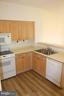 Kitchen - 19375 CYPRESS RIDGE TER #807, LEESBURG