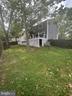Fended backyard - 15105 MCKNEW RD, BURTONSVILLE