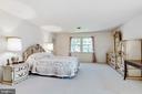 Spacious Master Bedroom - 8927 BURBANK RD, ANNANDALE