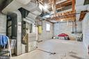 Enormous Utility Room - 8927 BURBANK RD, ANNANDALE