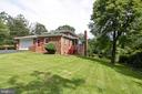 Large lot with trees for privacy - 8927 BURBANK RD, ANNANDALE
