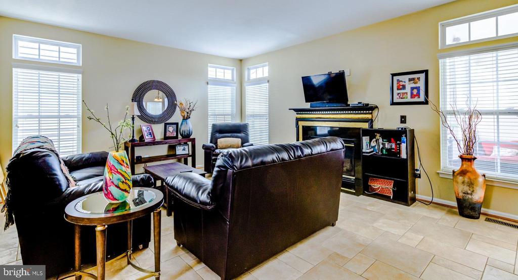 Family Room - 17053 LOFTRIDGE LN, GAINESVILLE