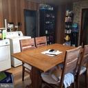 1st Unit - Kitchen (view 1) - 11020 HESSONG BRIDGE RD, THURMONT