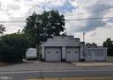 Garage Front View - 11020 HESSONG BRIDGE RD, THURMONT