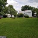 Back of House and yard area - 11020 HESSONG BRIDGE RD, THURMONT