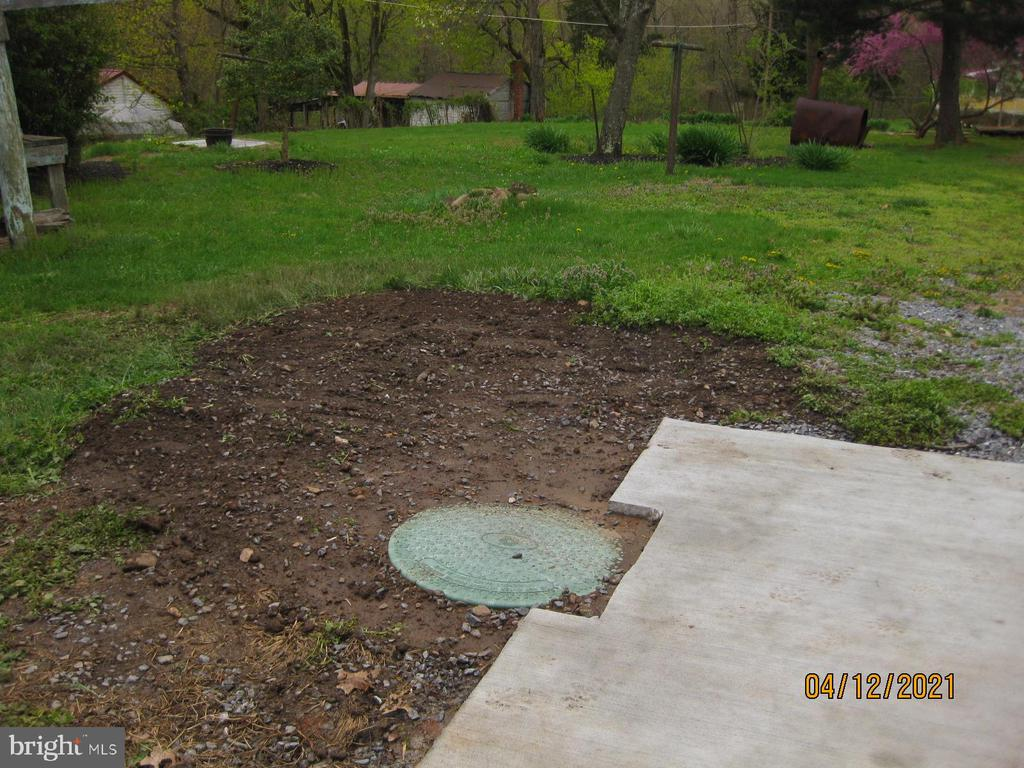 Septic Updated - 11020 HESSONG BRIDGE RD, THURMONT