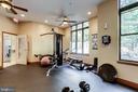 On-site exercise room. - 2220 FAIRFAX DR #803, ARLINGTON