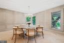 Formal Dining Room - 3315 HIGHLAND PL NW, WASHINGTON