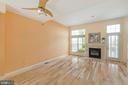 Living/Dining Room - 47642 WINDRIFT TER, STERLING