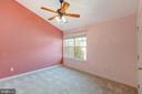 1st Primary Bedroom suite - 47642 WINDRIFT TER, STERLING
