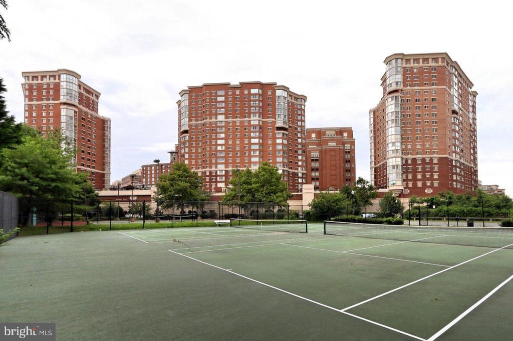 Tennis Courts - 2151 JAMIESON AVE #2109, ALEXANDRIA