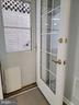 Door from Basement Game Rom to stairway to yard - 25452 CROSSFIELD, CHANTILLY