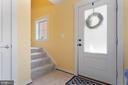 Bright and welcoming foyer - 22469 VERDE GATE TER, BRAMBLETON
