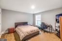 Full bedroom in basement - 2440 POTOMAC RIVER BLVD, DUMFRIES