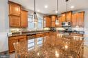 Look at this island! - 2440 POTOMAC RIVER BLVD, DUMFRIES