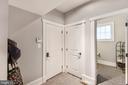 First floor half bath... - 2440 POTOMAC RIVER BLVD, DUMFRIES