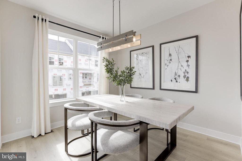 Breakfast Room - 1470 MEADOWLARK GLEN RD, DUMFRIES