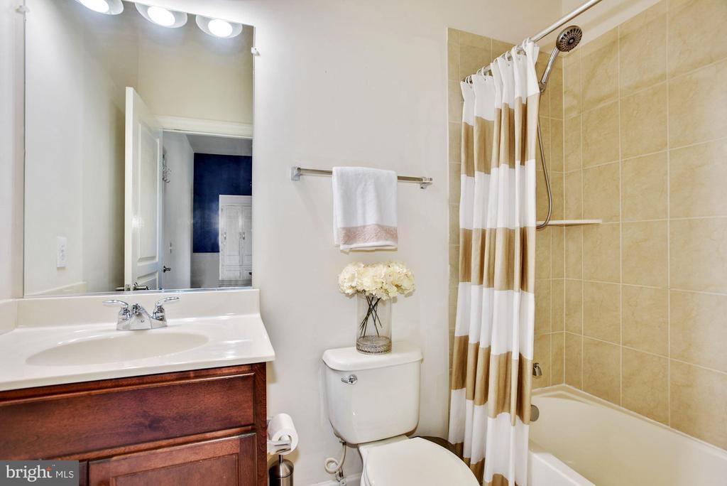 Bathroom Servicing Bedroom #4 - 41192 BLACK BRANCH PKWY, LEESBURG