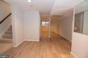 Lower Level Hallway - 11415 HOLLOW TIMBER WAY, RESTON