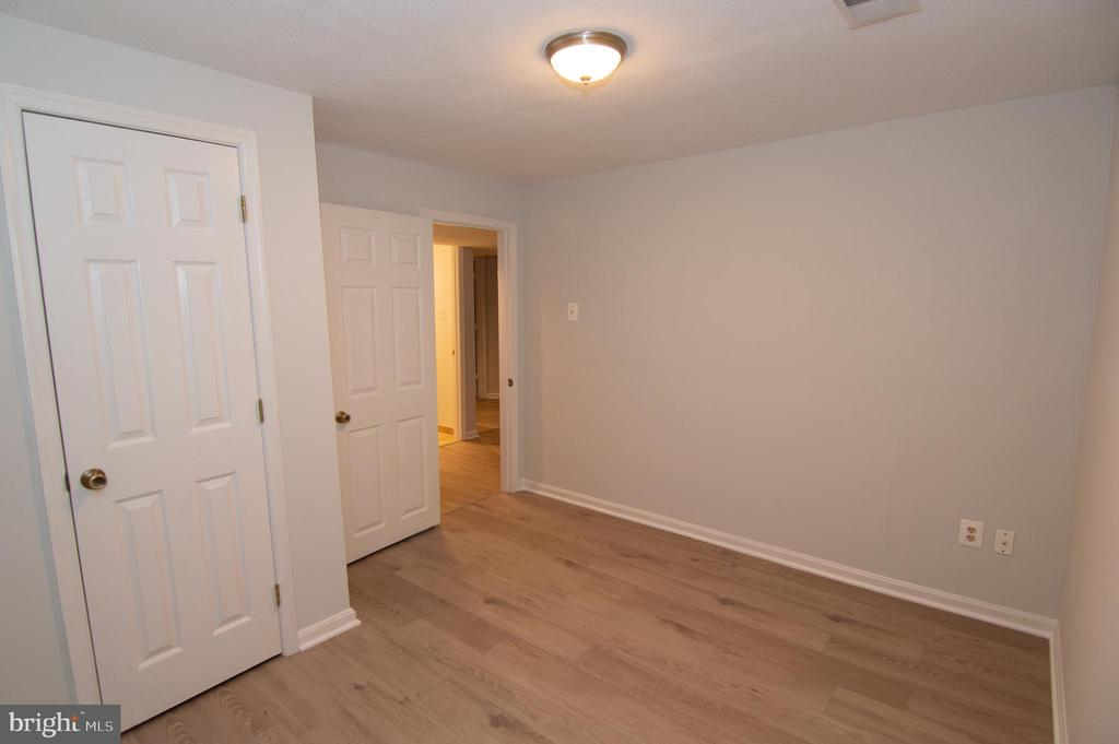 Lower Level Bedroom (#3) - 11415 HOLLOW TIMBER WAY, RESTON