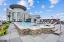 Pool - 1021 N GARFIELD ST #621, ARLINGTON