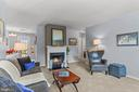 Living Room 2 - 2621 S WALTER REED DR #D, ARLINGTON
