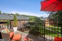 Balcony 3 - 2621 S WALTER REED DR #D, ARLINGTON