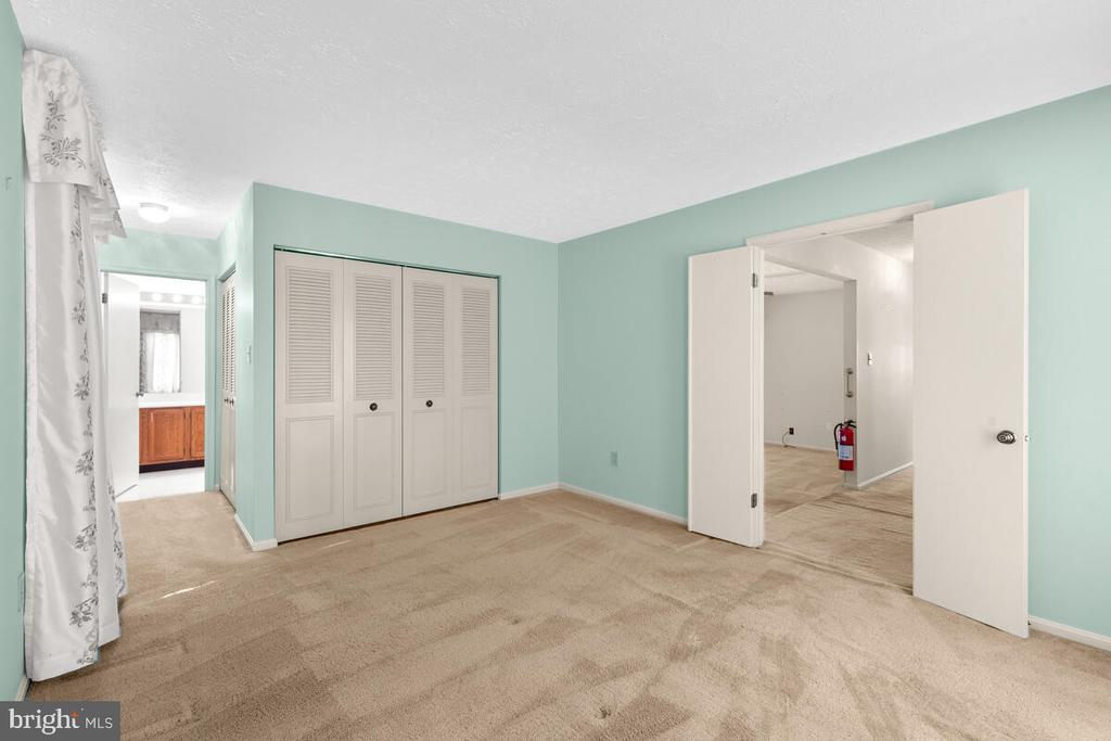Alternate View of Primary Bedroom - 3000 BEETHOVEN WAY, SILVER SPRING
