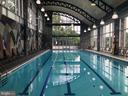 Exercise all year round in the indoor pool! - 2285 MERSEYSIDE DR, WOODBRIDGE