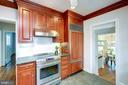 W/ granite countertops - 6112 WOODMONT RD, ALEXANDRIA
