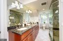 W/ a spa-inspired en-suite bathroom - 6112 WOODMONT RD, ALEXANDRIA