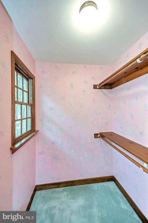 Walk in Closet - 9704 PAMELA CT, SPOTSYLVANIA