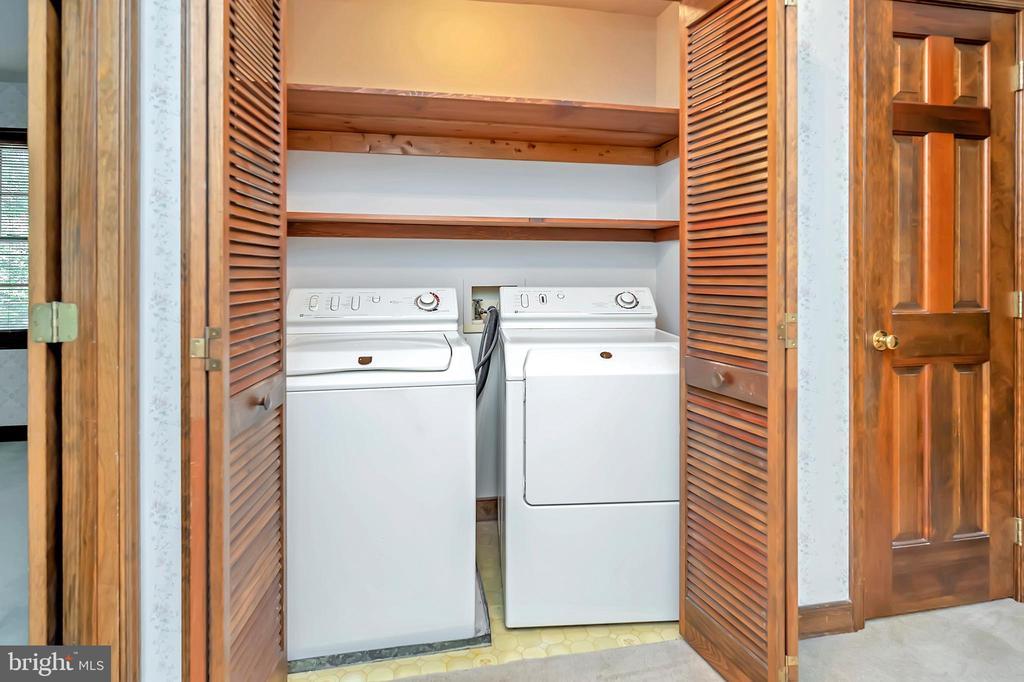 2nd Floor Laundry - 9704 PAMELA CT, SPOTSYLVANIA
