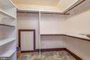 2nd floor owner's closet - 331 HIGH ST, SHEPHERDSTOWN