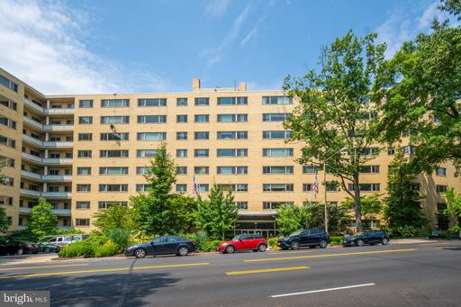 4600 CONNECTICUT AVE NW #508