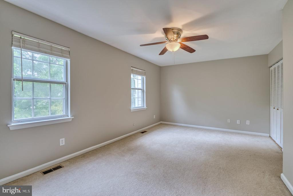 primary bedroom - 4120 PLACID LAKE CT #66E, CHANTILLY