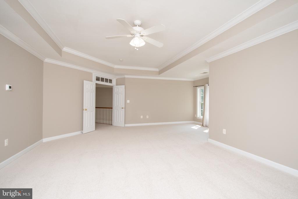 Master bedroom - 18621 KERILL RD, TRIANGLE