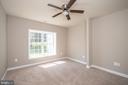 Bedroom 5 - basement - 18621 KERILL RD, TRIANGLE