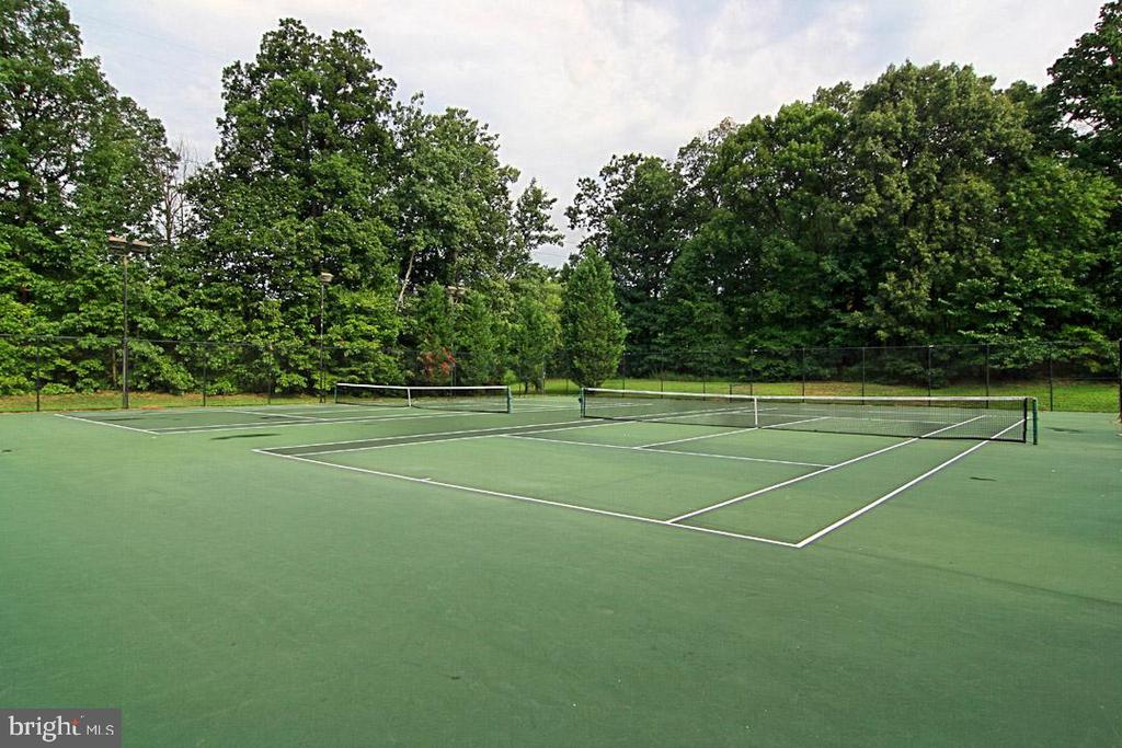 Tennis - 6512 TRASK TER, ALEXANDRIA