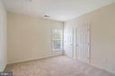 Bedroom #4 with En-suite Bathroom - 22554 FOREST RUN DR, ASHBURN